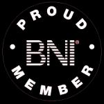 BNI Logo - Proud Member